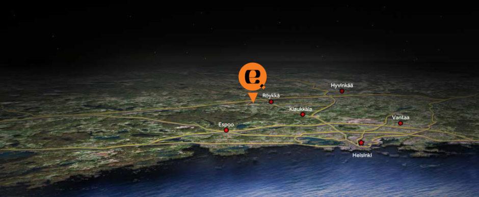 Kartta Equstomiin